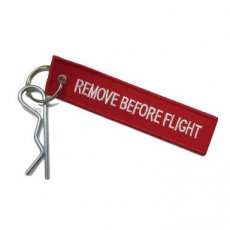 Tag Remove Before Flight